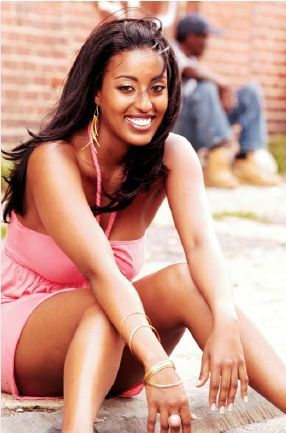 Ethiopian Single Women in America http://www.tadias.com/05/21/2007/interview-with-miss-world-ethiopia-jiitu-abraham/